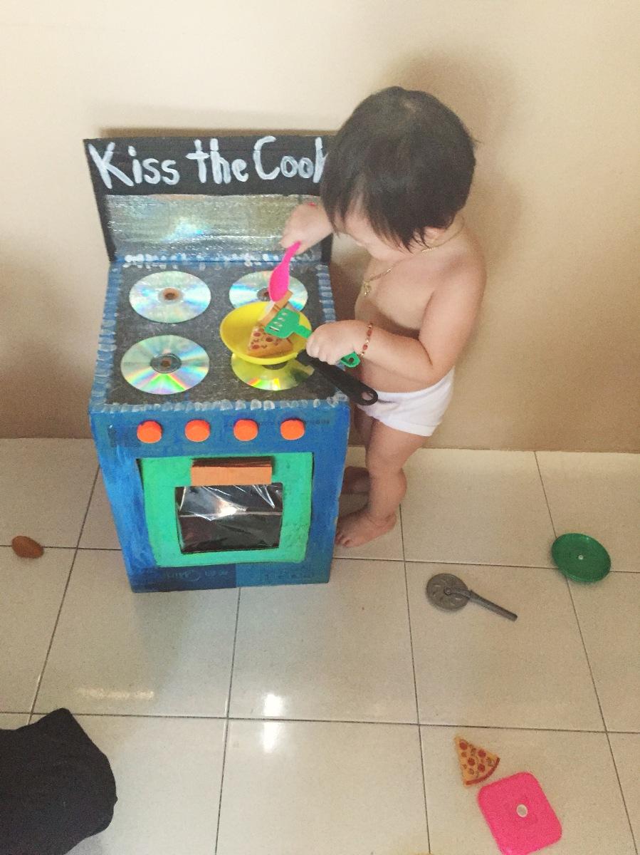 Fun with Trash: Box Oven